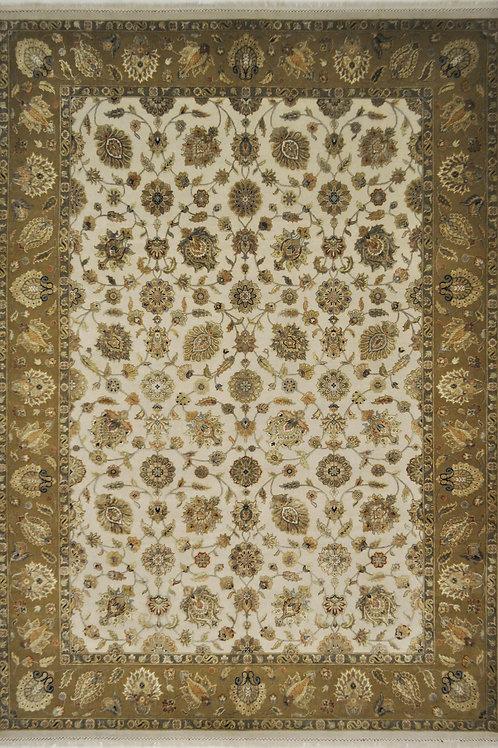 """4031 AURORA 8' 5"""" X 11' 10"""" Wool & Silk"""