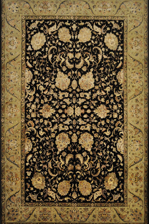 "3726 SULTAN14/14 6' 4"" X 9' 10"" Wool & Artificial Silk"