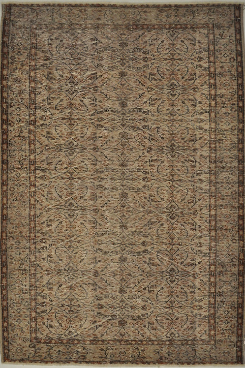 """1128 ISPARTA 5' 10"""" X 8' 5"""" Wool"""