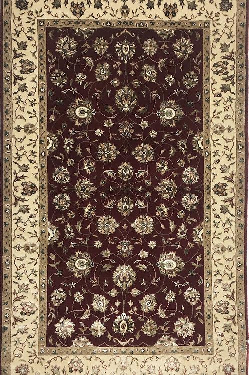 "3306 SULTAN14/14 3' 1"" X 5' 3"" Wool & Artificial Silk"