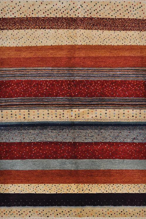 """3158 11/55 TAJ 4' 8"""" X  6' 8"""" Wool"""