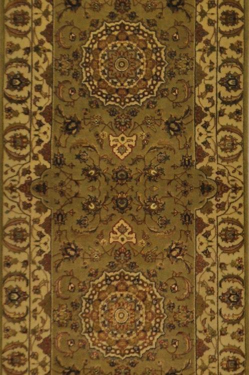 "3778 SULTAN14/14 2' 7"" X 12' 0"" Wool & Artificial Silk"