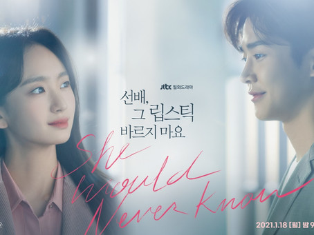 KDRAMA SNS WEEKLY ROUNDUP - WEEK OF: JANUARY 18TH, 2021
