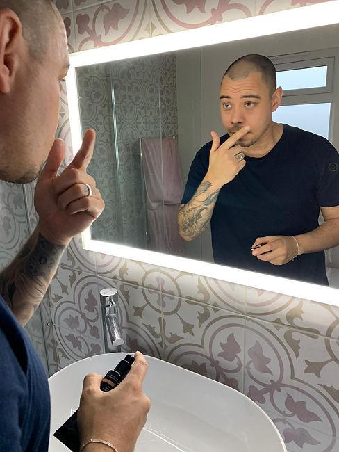 Men's Makeup Ambassador