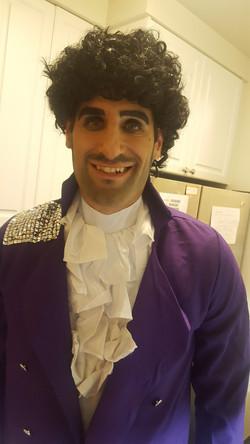 prince makeup for halloween