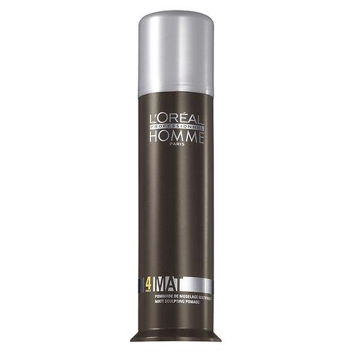 L'Oréal Professionnel® Homme Matt Pomade Hair Styling