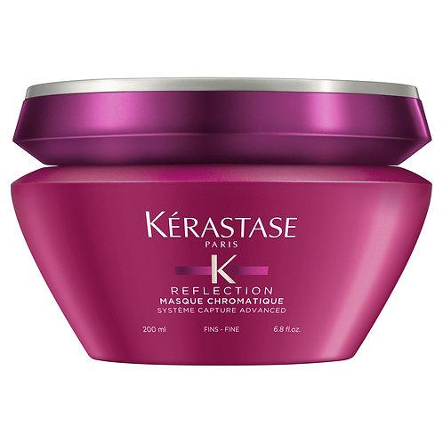 coloured hair treatment
