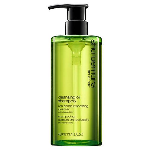 Shu Uemura Cleansing Oil Shampoo: Anti-Dandruff