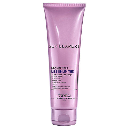 L'Oréal Professionnel® Liss Unlimited Smoothing Cream 150ml
