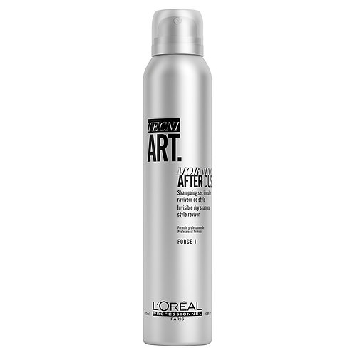 Tecni.ART Morning After Dust Dry Shampoo  119g/200ml e