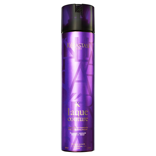 hair spray re-shapable