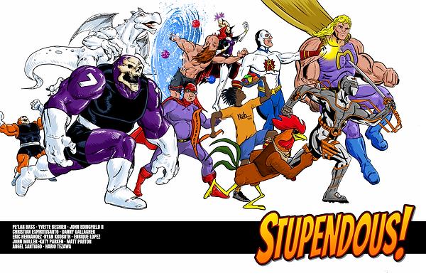 stupendous wraparound cover design final
