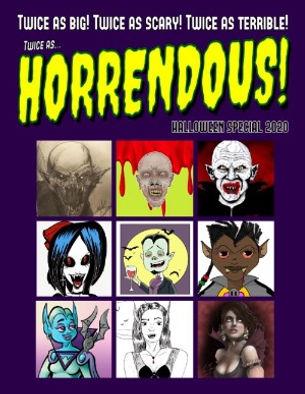 Horren Mag 2 front