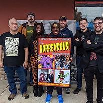 Horrendous Magazine OVER 50 Copies Sold!