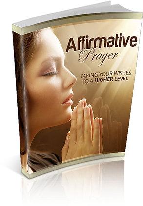 Affirmative prayers