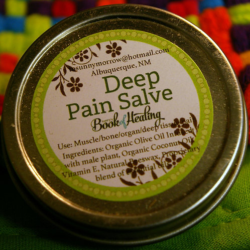 Deep Pain Salve