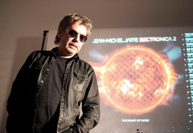 Jean-Michel Jarre w U22