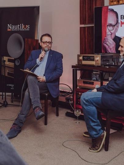 Urodziny Ennio Morricone / rozmowa z Tomaszem Raczkiem