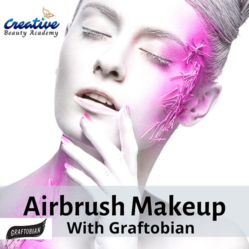 Airbrush Class with Graftobian- MARCH 29th