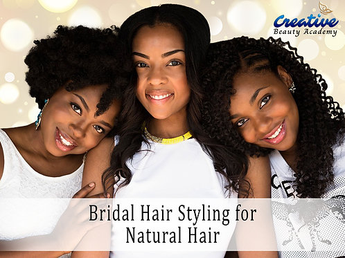*NEW* Updo Styles for Brides-**Includes Natural Hair*