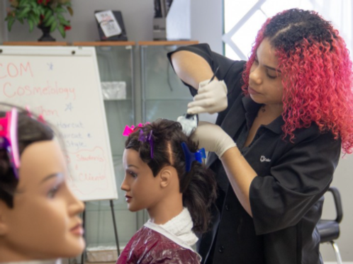 Cosmetology Waiting List