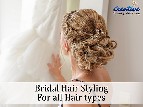 Bridal Hairstyles for all hairtypes