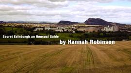 Secret Edinburgh, an Unusual Guide