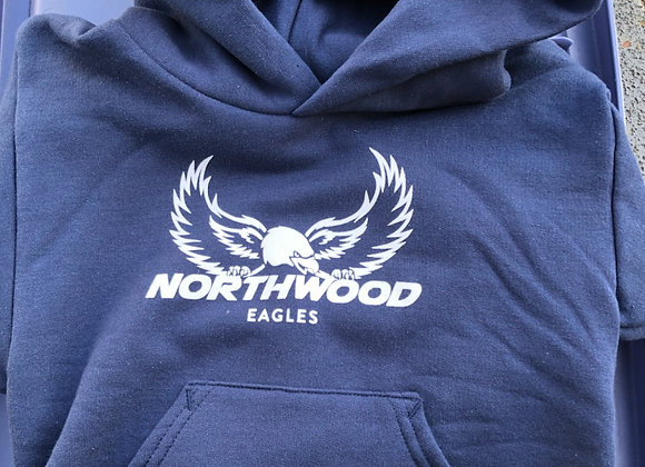 Sweatshirt; pull over hoodie Kids