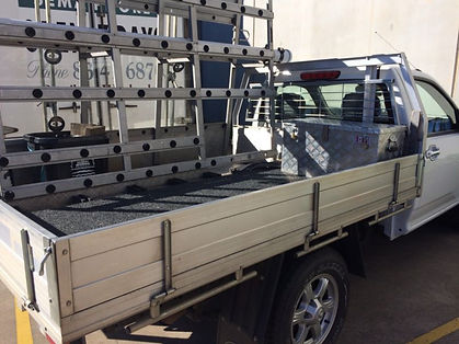 GLASS TRUCK FOR SALE