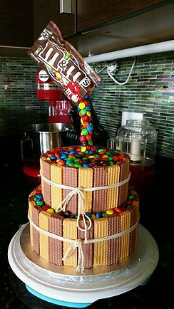 Anti Gravity MM Birthday Cake Pouring Cakes Done Wright Grapevine Dallas Ft