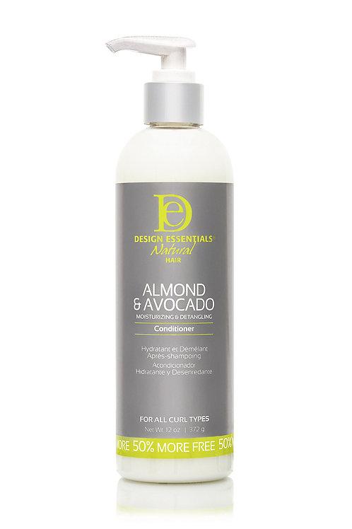 De Almond & Avocao moisturizing lotion