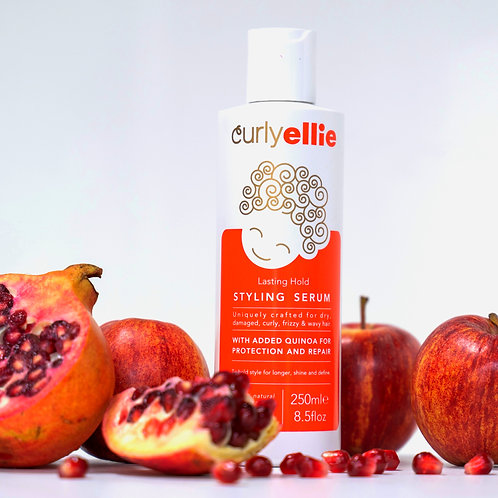 Curly Ellie Lasting Hold Styling Serum