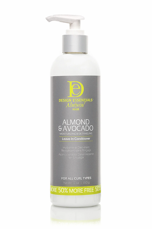 DE Almond & Avocado M&D Conditioner