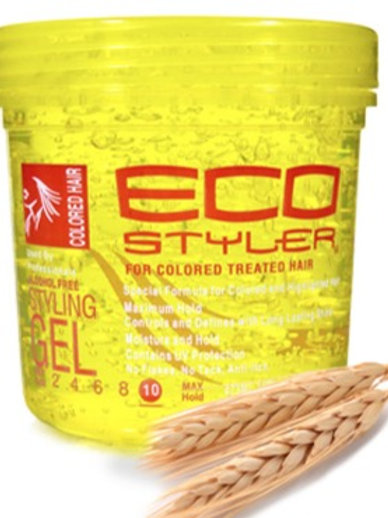 Eco styler for colored treated hair 710 ml
