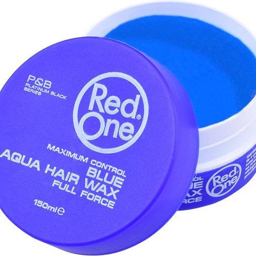 Red one Aqua hair wax