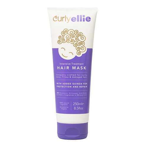 Curly Ellie Intensive Treatment Hair Mask