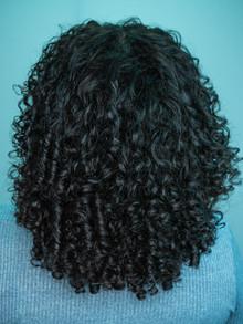Defined type 3 curls