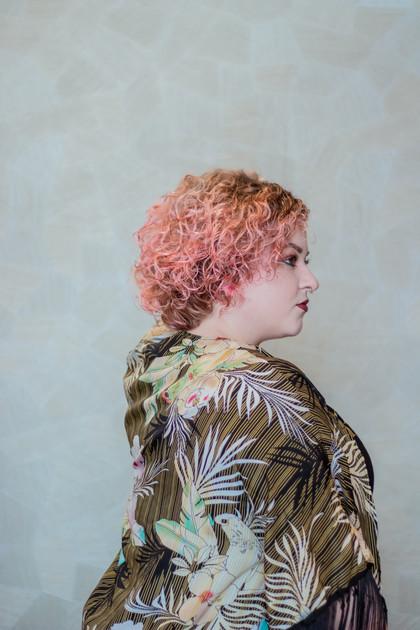 Coloured Type 2 curls