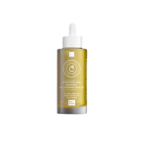 Curly Ellie Intense Protection and Radiance Brighting Hair Oil
