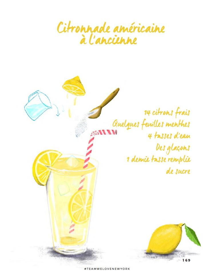 WLNY Lemonade Recipe