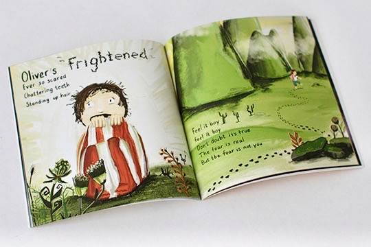 Childrens Book Mindfulness