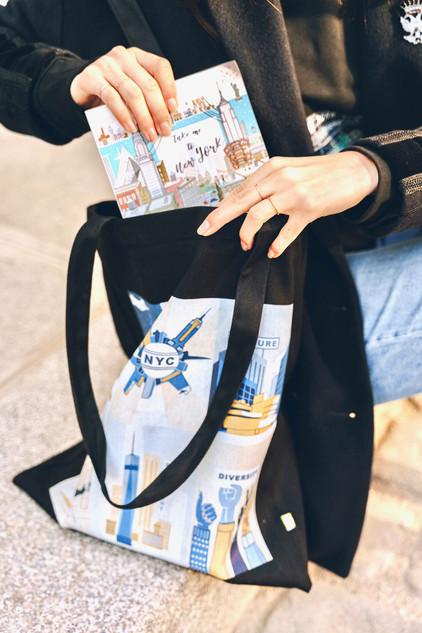 WLNY Book & Bag