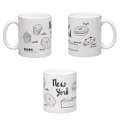 Coffee mug for yummy XL lattes