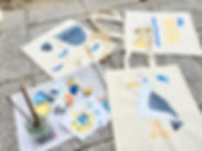 Summer creative workshop for Kids on Texel