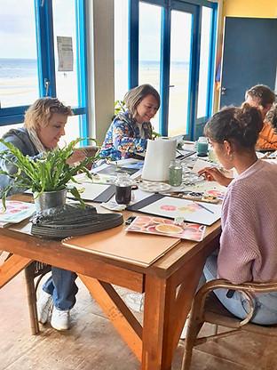 Watercolour Workshop | Island Vibes