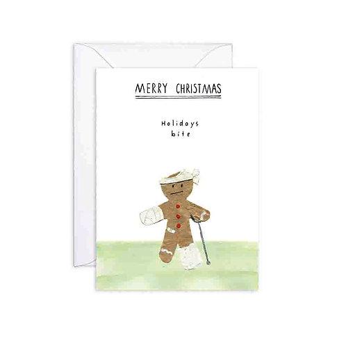 'Gingerbread Man'