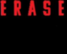 Erase Meso logo - mesothelioma research UK