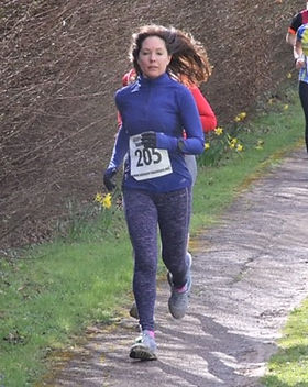 Nicky Wootton London Marathon Fundraiser for Erase Meso charity