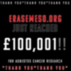 erase meso mesothelioma charity UK