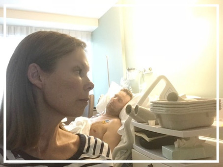 Saturday Setbacks - Day 5 post-surgery